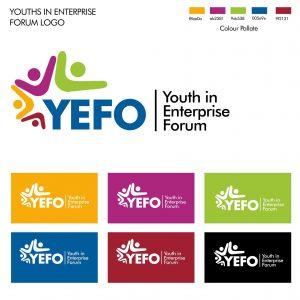 Logo Variations YEFO